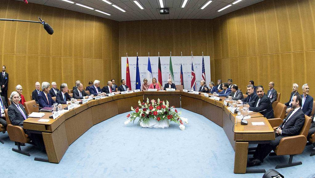 Iran's nuclear agreement with the P5 + 1 countries